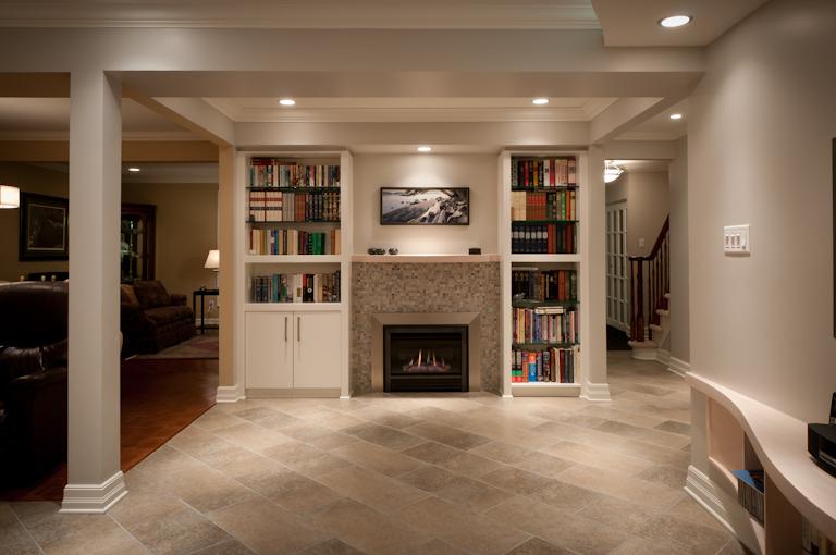Ellen Lee Interior Designer Ottawa Family Room