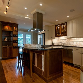 Ottawa Interior Design: Kitchen