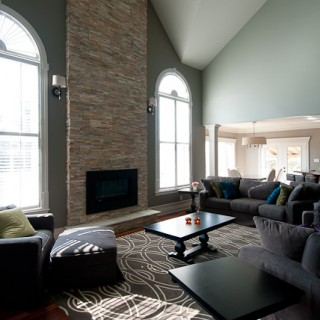 Interior Designer Ottawa Ellen Lee Portfolio Living Room