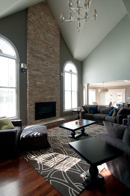 Ellen Lee Interior Design: Living Space