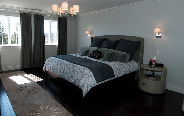 Ellen Lee - Interior Designer Ottawa: Master Bedroom